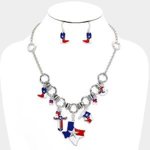 Jewelry - Texas - The Lone Star State